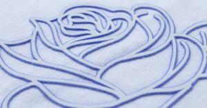 ZOOM MINITSHIRT DUOFLEX WHITE-BLUE 4409